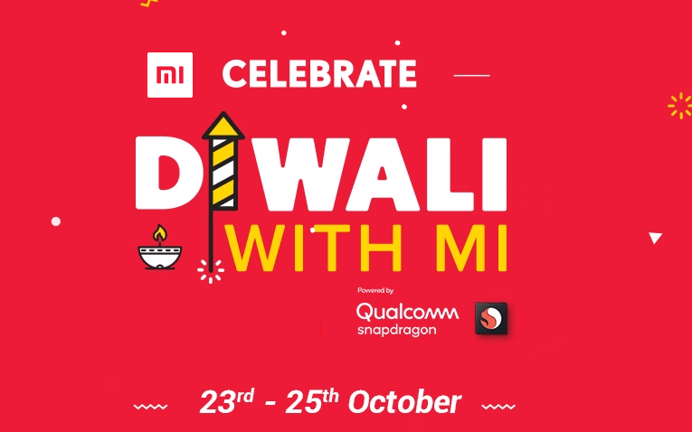 Mi Diwali Flash Sale- Buy POCO F1 & More at Re 1 only + Exciting Offers