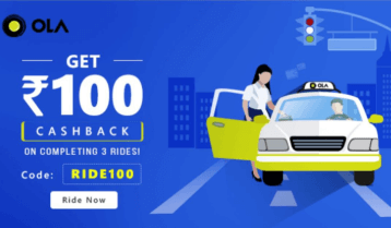 Mobikwik OLA Offer
