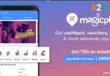 MagicPin App Refer Code
