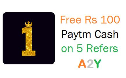imd1 App Refer Code