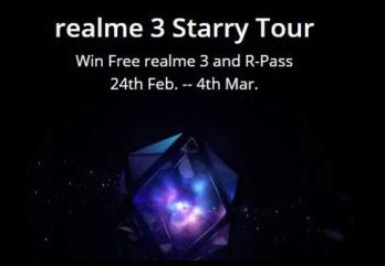 Realme Particles Contest Freebies