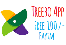 Treebo App Paytm Loot