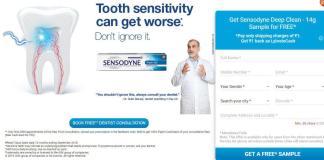 Lybrate Sensodyne Toothpaste Free