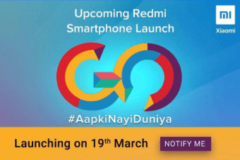Redmi Go on Flipkart