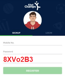 Khelchamp refer code