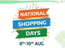 Flipkart National Shopping Sale 2019