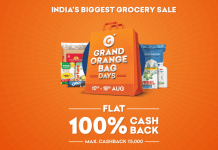 Grofers Grand Orange Days