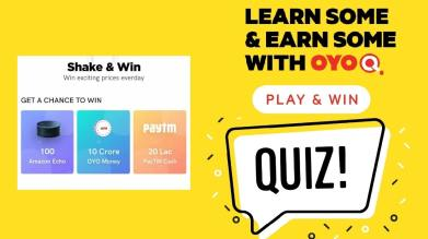 OYO Q QUIZ Todays Answers Daily