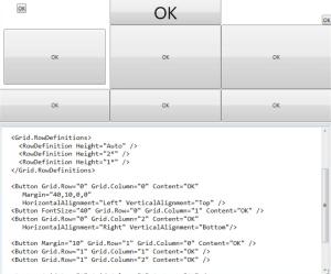 Grid in WPF