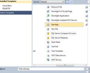 Navigation Controls in ASP.NET