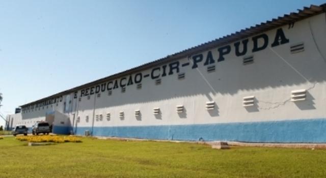 Complexo Penitenciário da Papuda - DF (Imagem: Reprodução)