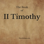 The Book of Second Timothy in the bible