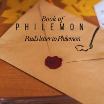 The Book of the Philemon in the bible