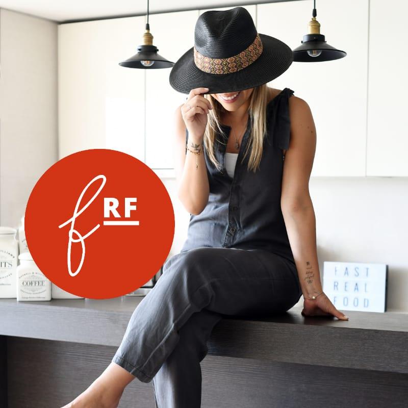Fast Real Food food blogger