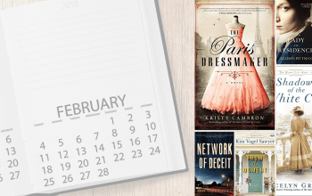 14 Brand New Christian Fiction Releases for February