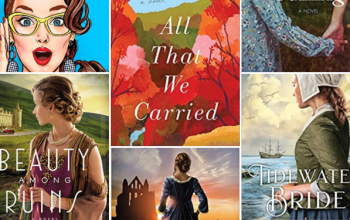 18 New Christian Fiction Books for January 2021