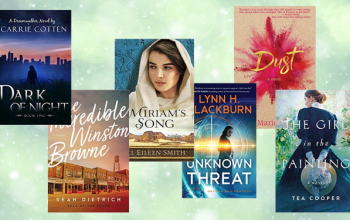 18 New Christian Fiction Releases for March 2021