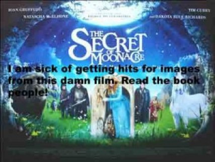 Secret of Moonacre Movie Poster