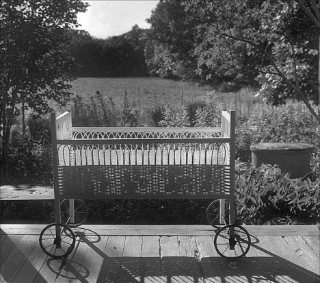 Empty cradle by dannysoar on Flickr