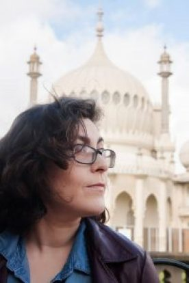 Me at the Brighton Pavilion