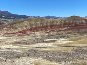 Climate Change In Color at the John Day Fossil Beds