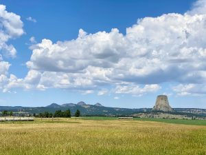 What to think and feel about Devils Tower