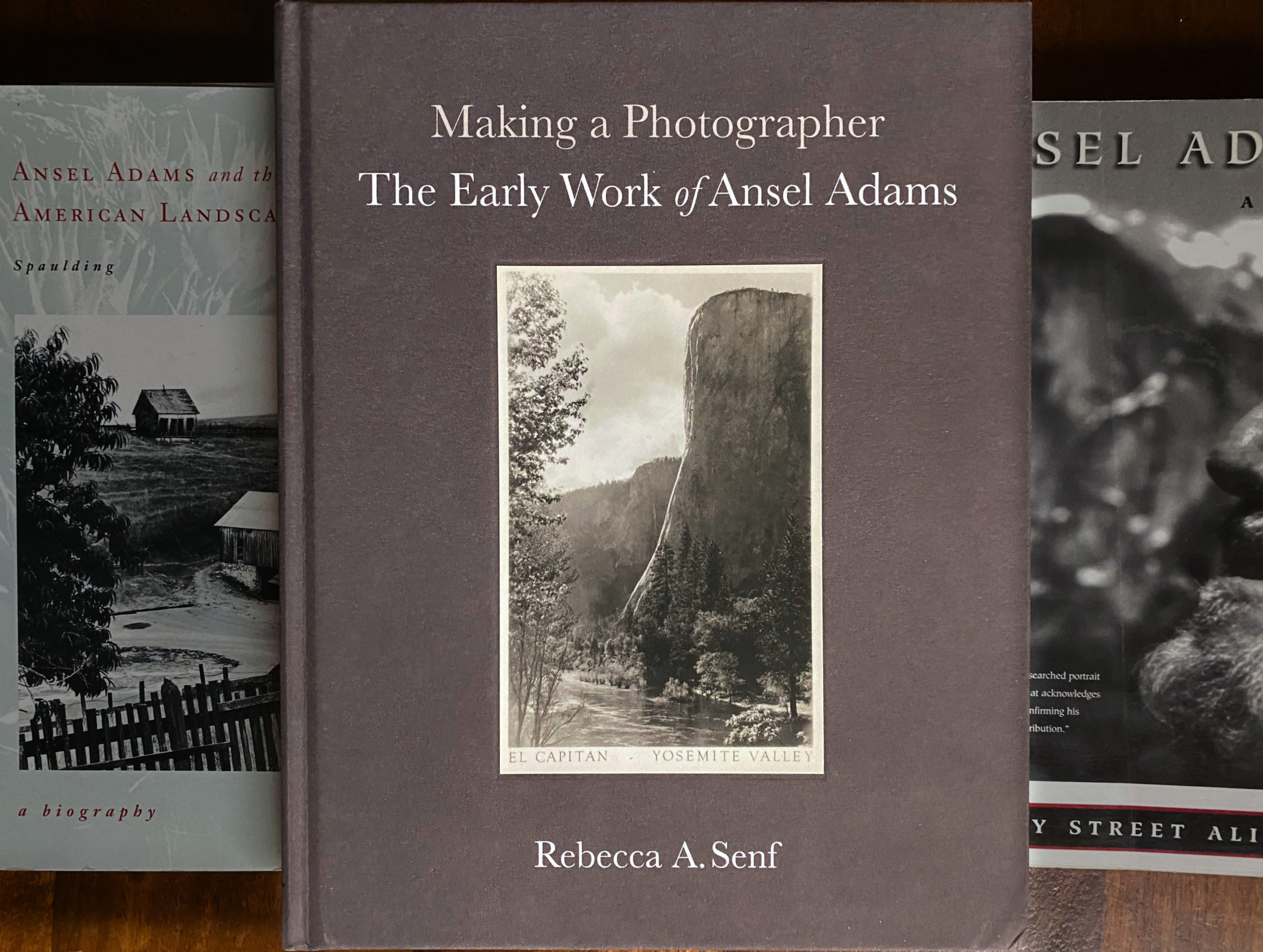 "Book Review: How He Became Ansel Adams—A Review of Senf's ""Making a Photographer"" (Part Two)"