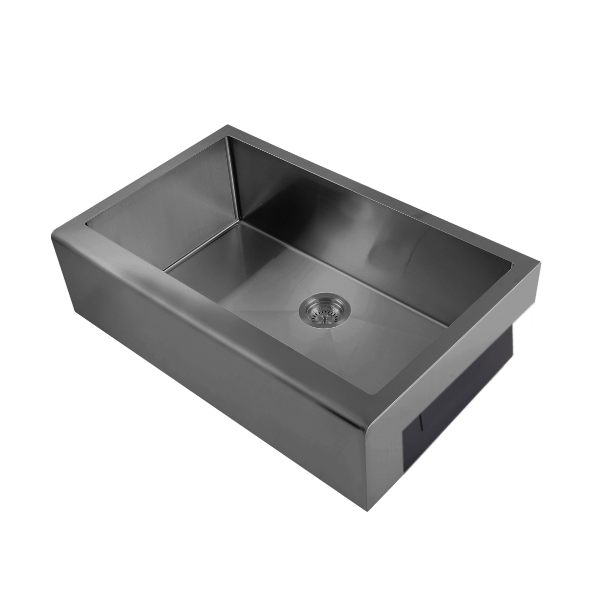Belfast Gunmetal Farmhouse Kitchen Sink 92490 Buy Online