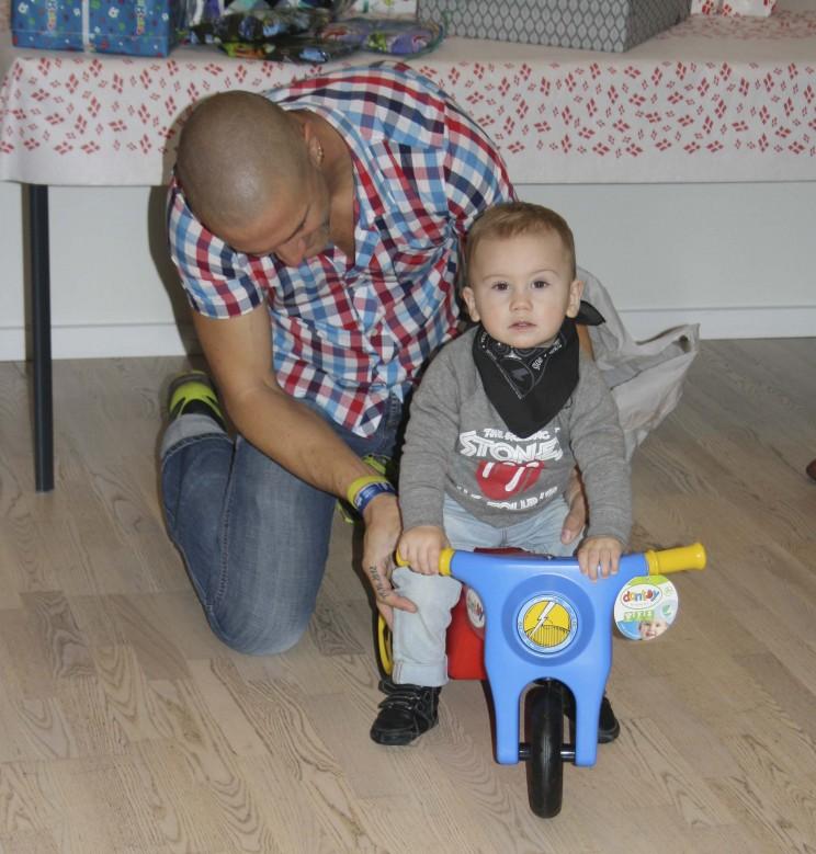 Otto motorcykel 1 år