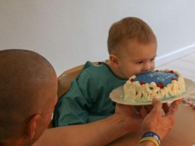 Otto lagkage 1 år sådan spiser jeg