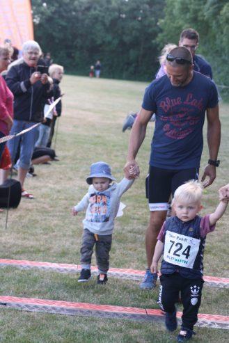 Juni - Søen Rundt - Ottos første løbsnr.