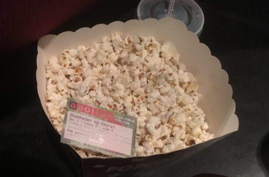 Popcorn skal der til