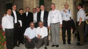 Bispos Leste2 – Vista de Limina – 2010, de acordo com os novos rumos e ventos