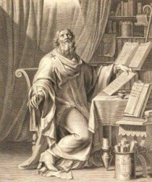 São Cipriano – Gravura, 1665. The British Museum, Londres