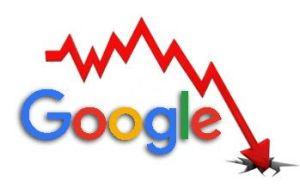 Les pénalités de Google sur le contenu web