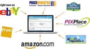 Plateformes de vente en ligne