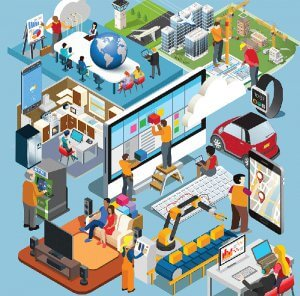 Le Web 4.0 et l'Internet des Objets