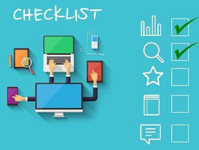 Checklist e-business pour votre entreprise