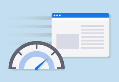 Priorité à la vitesse des page web