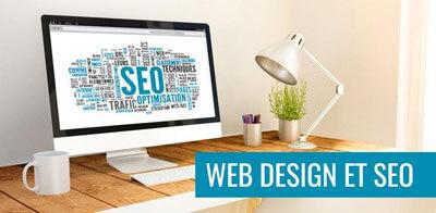 Le webdesign et le référencement SEO sur votre site web