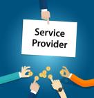 Devenir prestataire de services