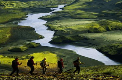 L'écotourisme ou tourisme vert