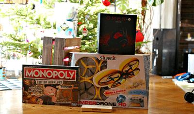 Cadeaux de Noël pour adolescents