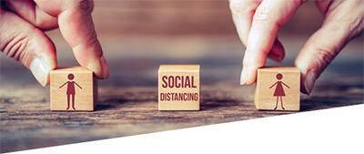 Proposer des voyages socialement éloignés