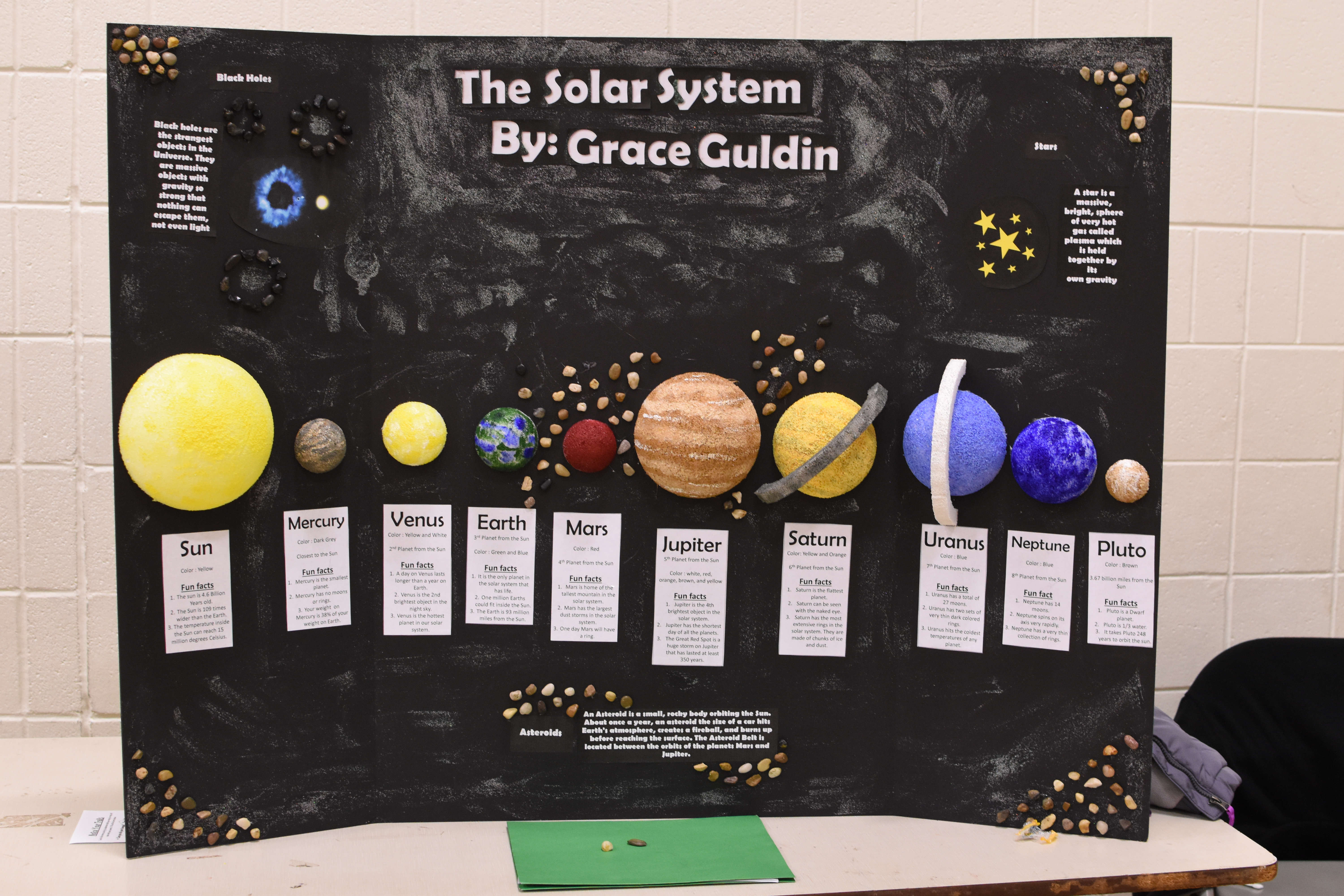Highland S Science Fair Great Science Great Reactions
