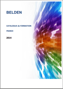 Catalogue-Formation-Belden-2014