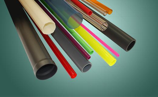 tube plastique tube transparent
