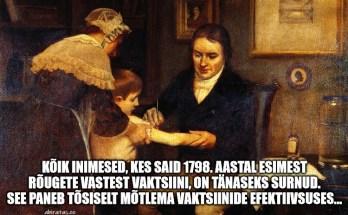 vaktsineerimine