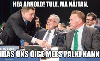 Ratas, Arnold