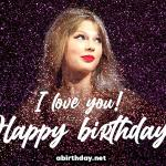 Taylor Swift Birthday Meme